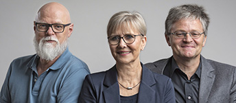 Carsten Obergfell, Birgit Kern, Bernhard Meinke