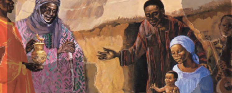 Title of the Anthology of African Christianity