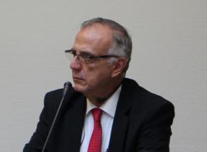 Im Juni 2018 war Iván Velásquez bei einer Veranstaltung in Berlin. Wenige Monate später eskalierte die Zusammenarbeit der CICIG mit der guatemaltekischen Regierung.