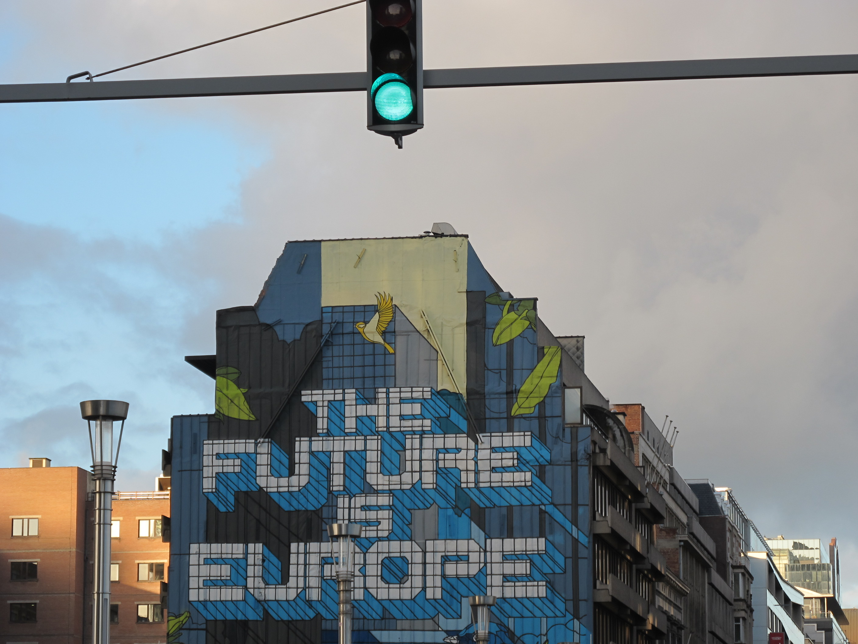 Detail aus Brüssel