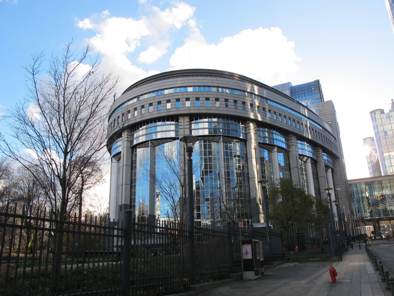 EU-Parlament, Brüssel