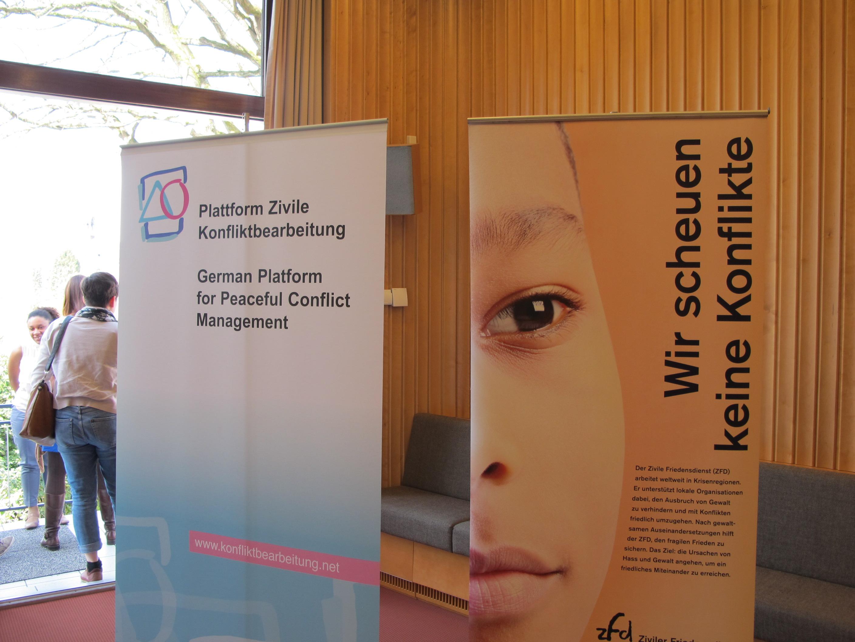 Jahrestagung der Plattform Zivile Konfliktbearbeitung