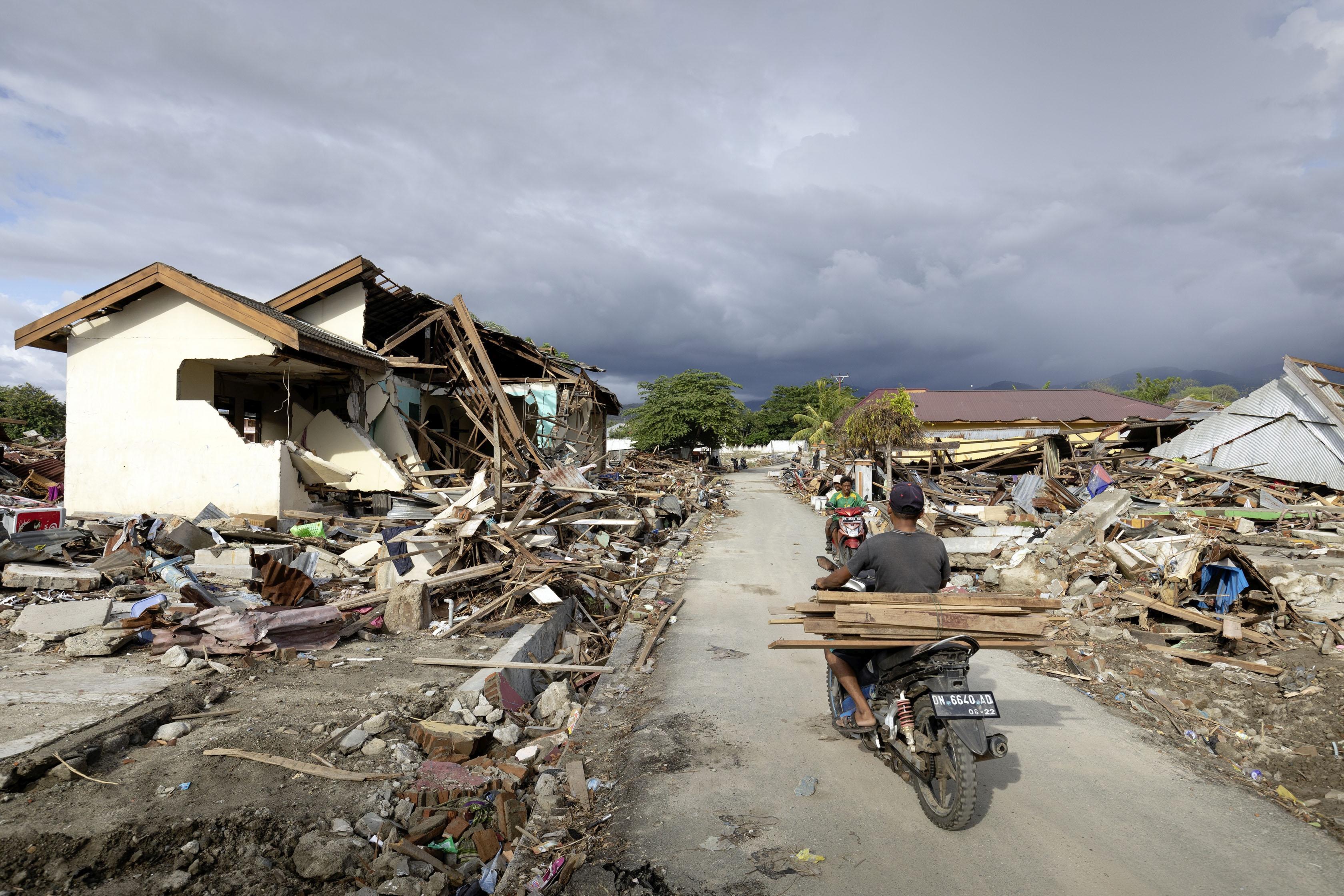 Die Philippinen nach dem Taifun Haiyan