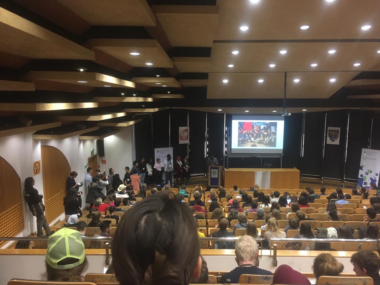 14. Jugendklimakonferenz in Katowice