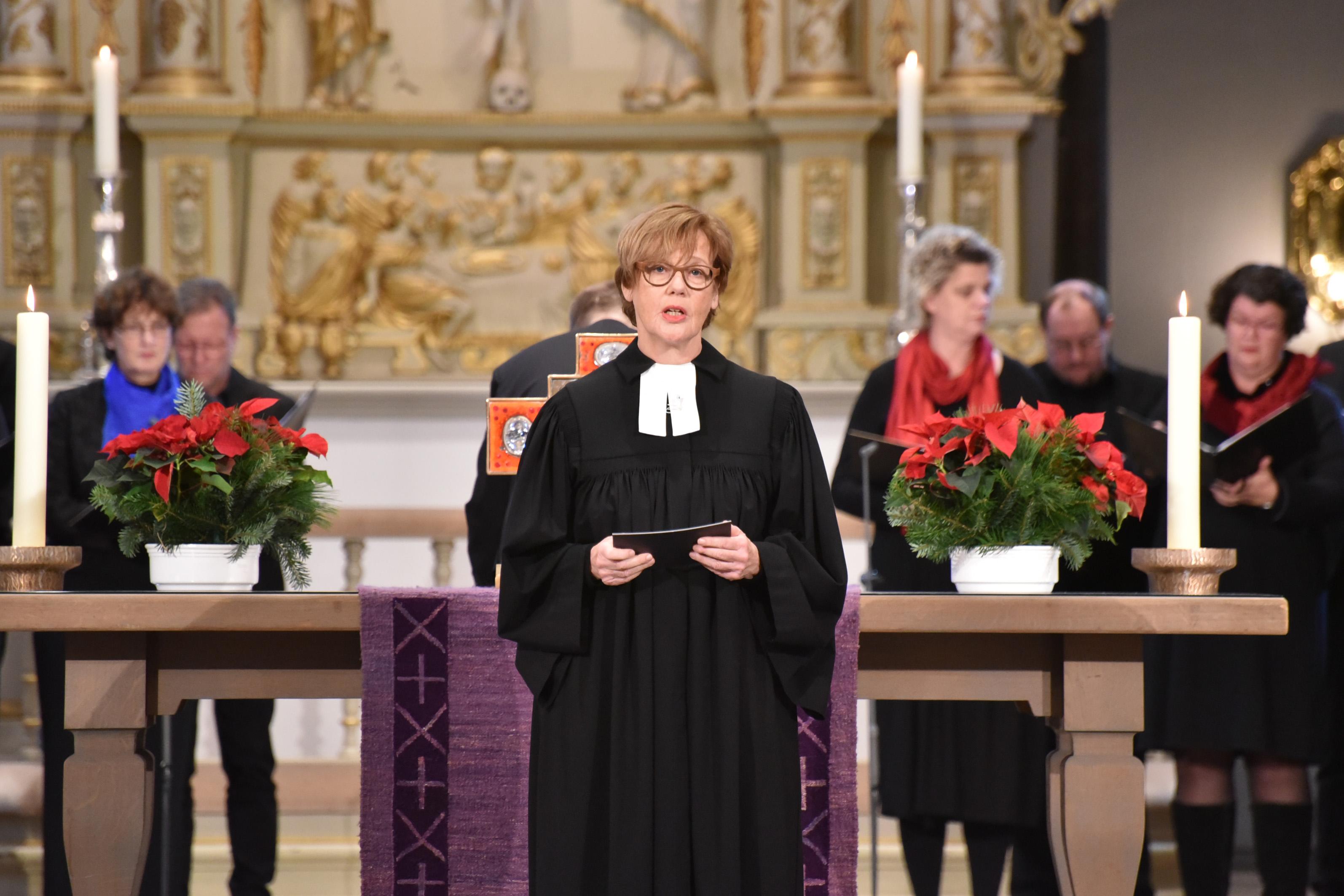 Das evangelische Hilfswerk Brot für die Welt startet am 1. Advent seine bundesweite Spendenaktion in Rendsburg in Schleswig-Holstein.