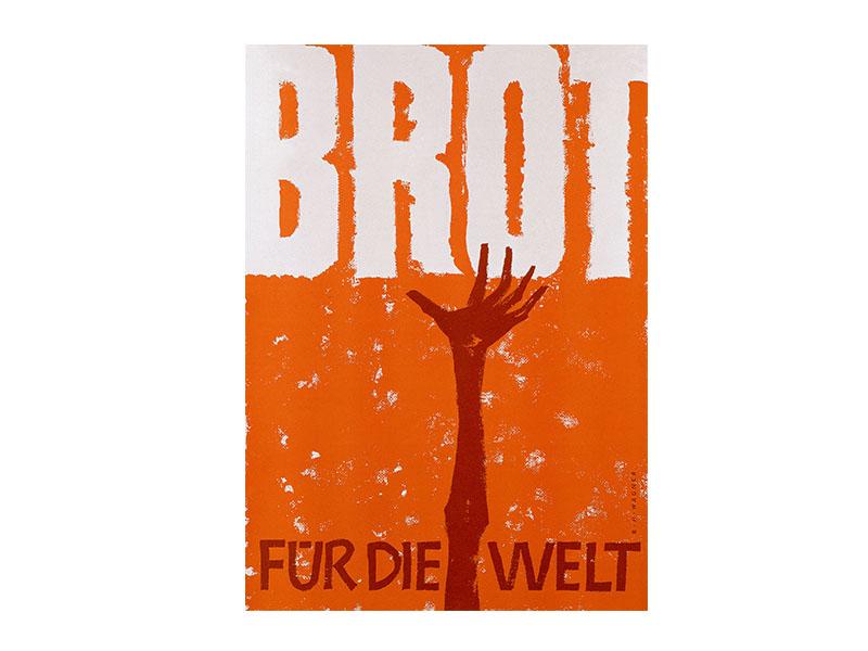 Brot Für Die Welt Plakate
